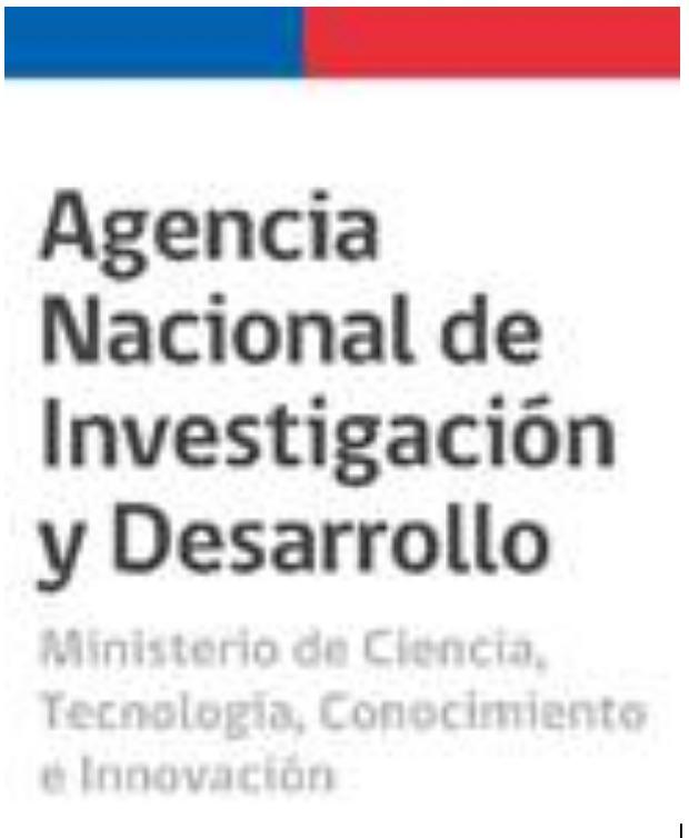 AGENCIA NACIONAL DE INVESTIGACIÓN Y DESARROLLO